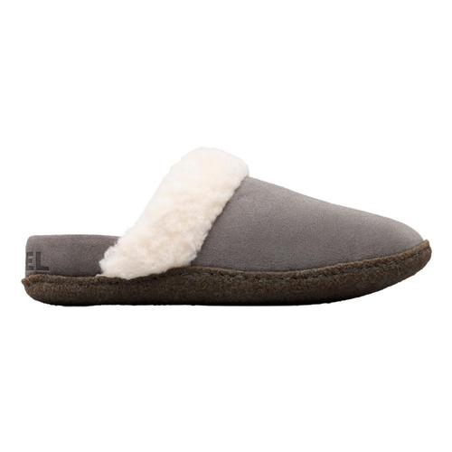 Sorel Women's Nakiska Slide II Slippers Quarry_052