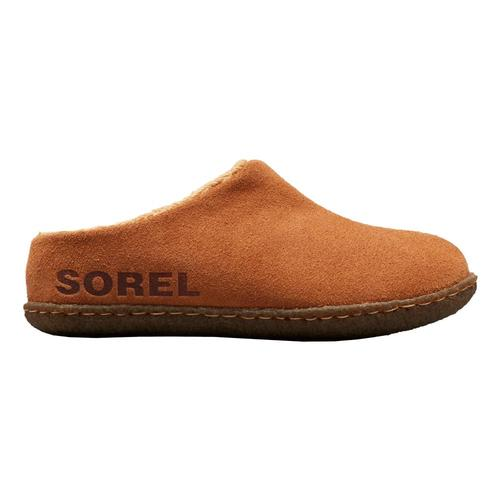 Sorel Youth Falcon Ridge II Slippers Camelbrn