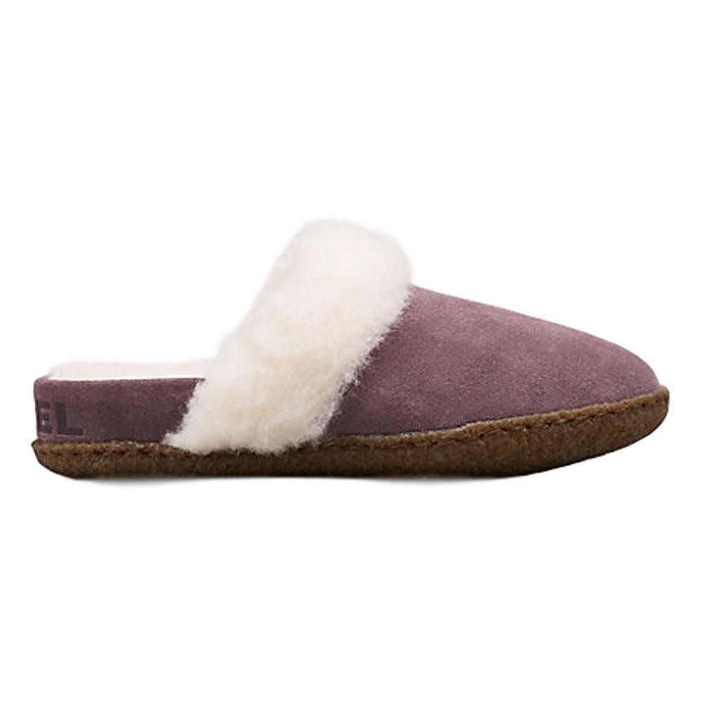 Sorel Youth Nakisha Slide II Slippers PURPLSAGE