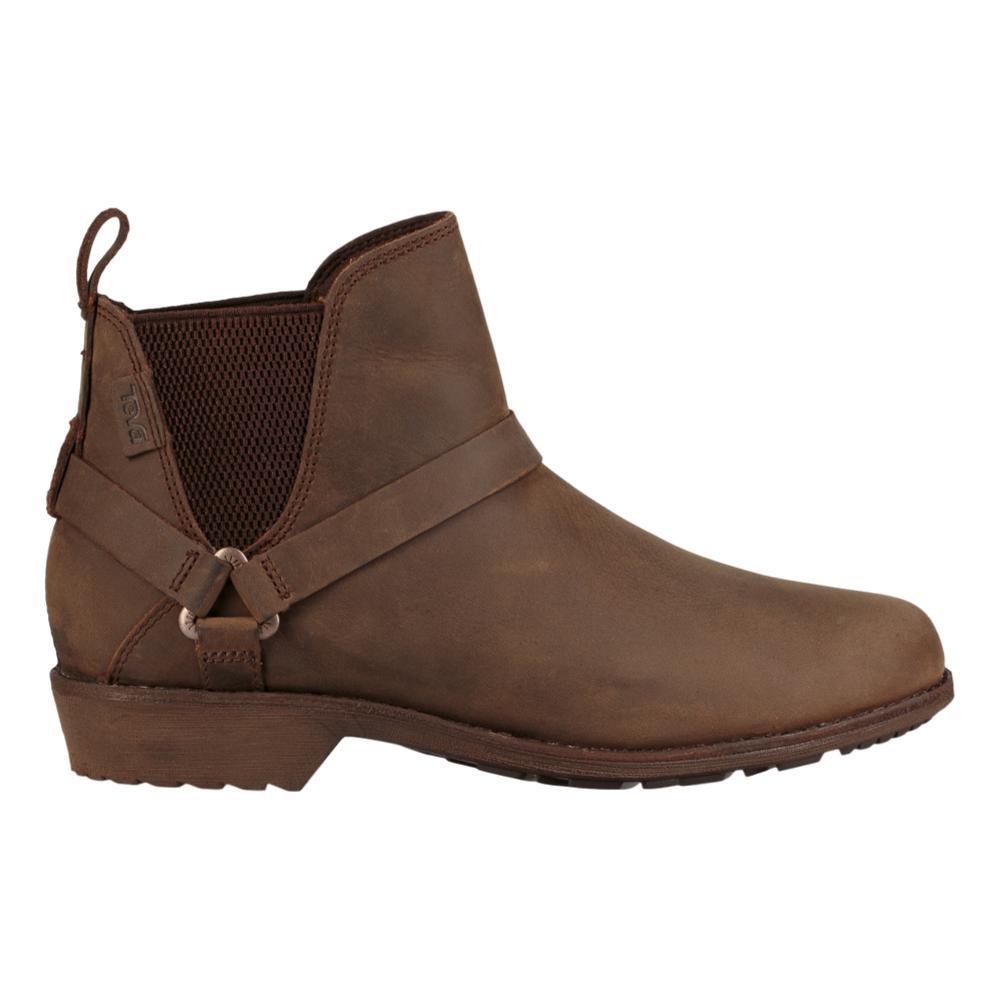 Teva Women's Ellery Chelsea FG Waterproof Boots BISON_BIS