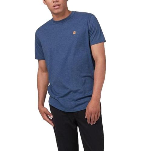 tentree Men's Standard Short Sleeve T Shirt Dkocean