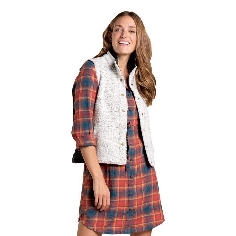 Toad&Co Women's Telluride Sherpa Vest NATURAL_016