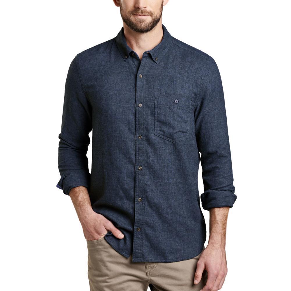 Toad&Co Men's Airsmyth Long Sleeve Shirt TRUENVY414