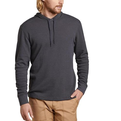Toad&Co Men's Framer Dos Hoodie Soot/089