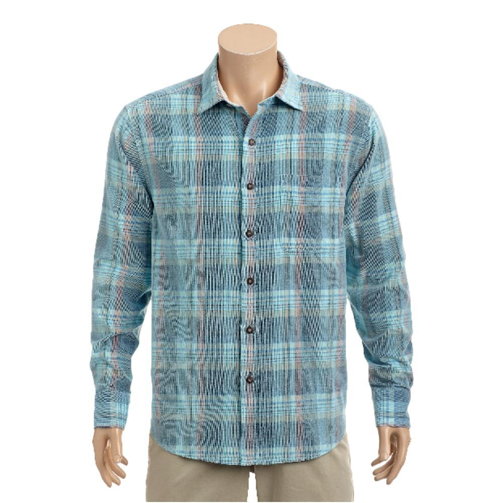 Tommy Bahama Cord-Chella Shirt BLUEORCH