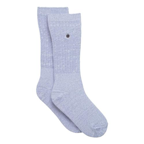 UGG Women's Rib Knit Slouchy Crew Socks Icebl_icbl