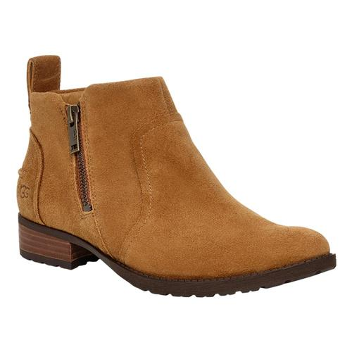 UGG Women's Aureo II Ankle Boots Chestnt_che