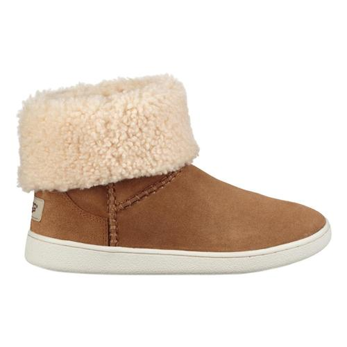 UGG Women's Mika Classic Sneaker Boots Chestnt_che