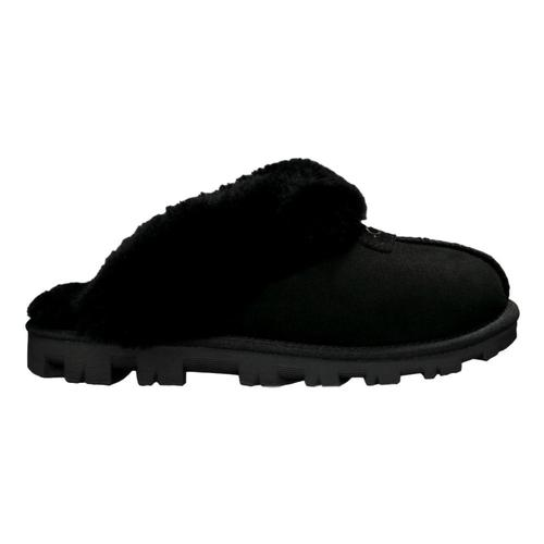 UGG Women's Coquette Clog Slippers Black_blk