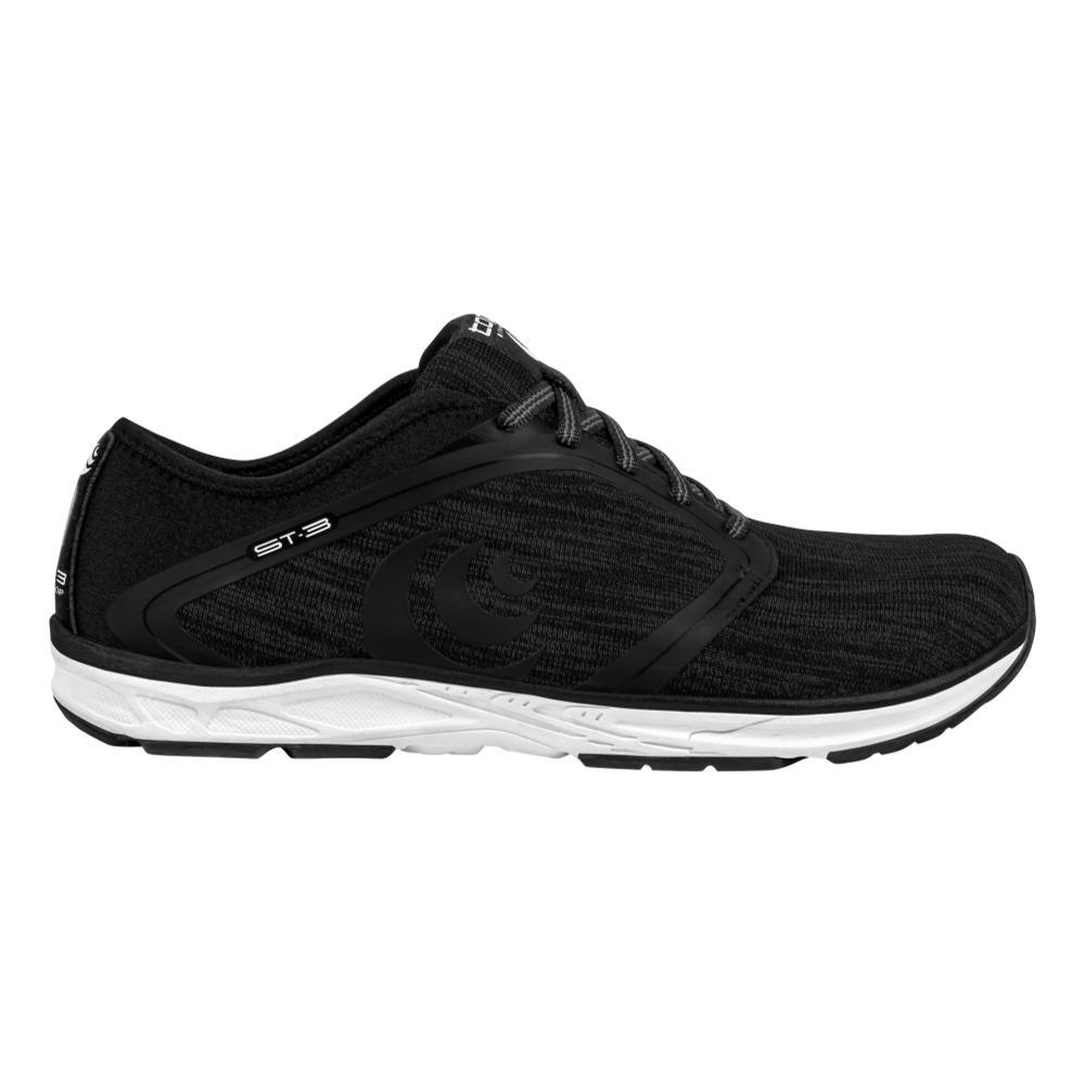 Topo Athletic Women's ST-3 Road Running Shoes BLK.GRY