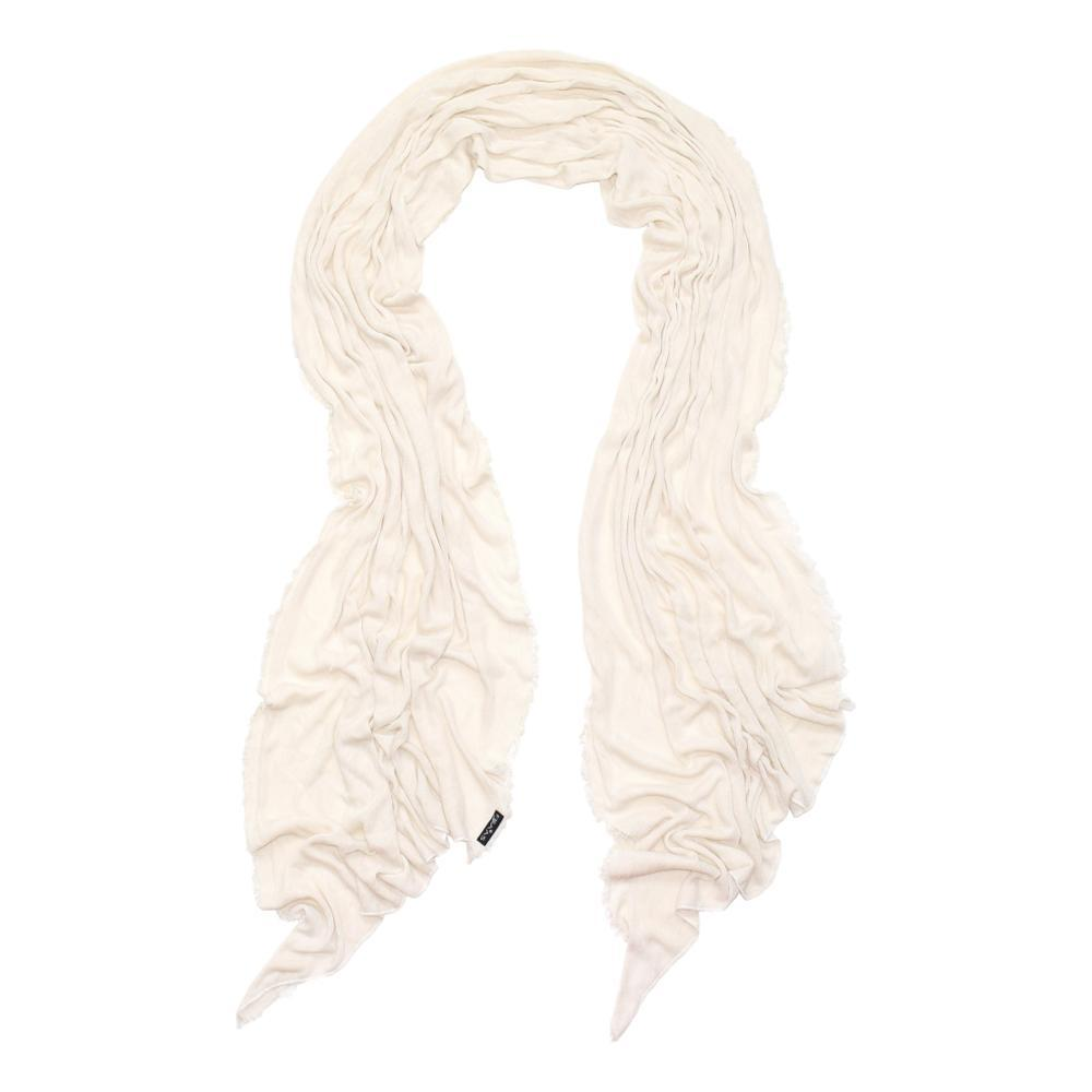 V. Fraas Solid Viscose Scarf 180_OATMEAL