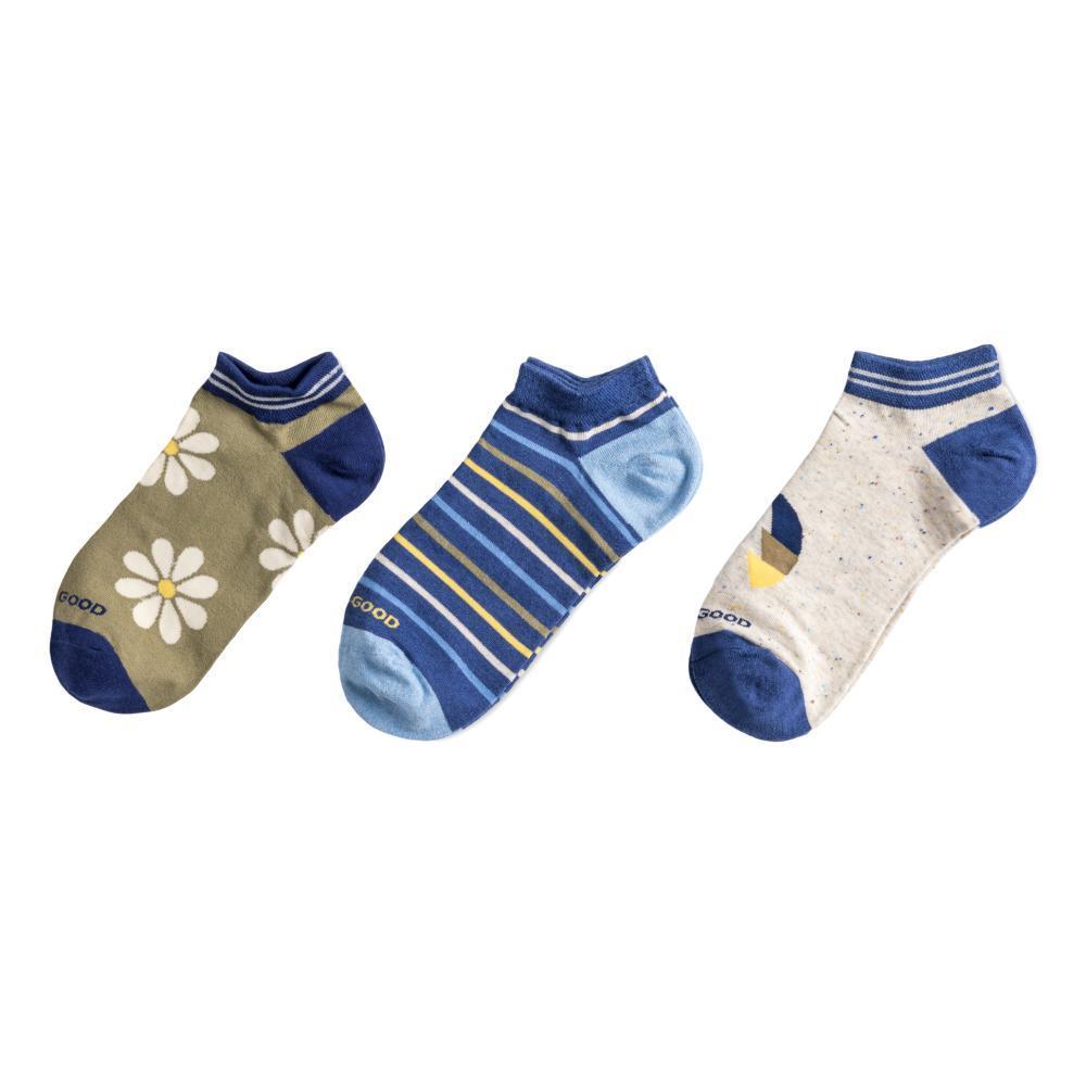 Life is Good Women's Daisy Low Cut Socks - 3-Pack DAISY