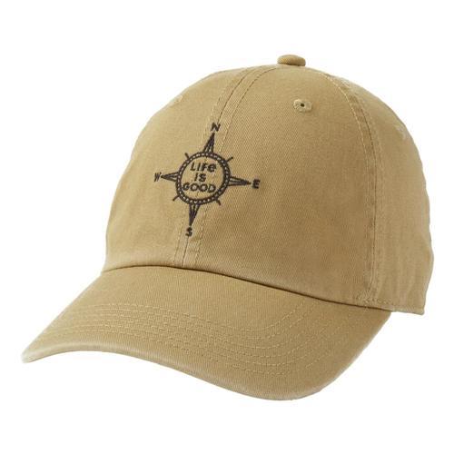 Life is Good LIG Compass Chill Cap Fatiggreen