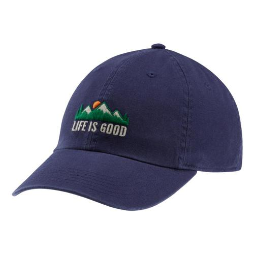 Life is Good LIG Mountains Chill Cap Darkstblue