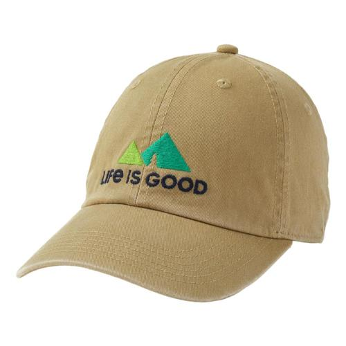Life is Good LIG Peaks Chill Cap Fatiggreen