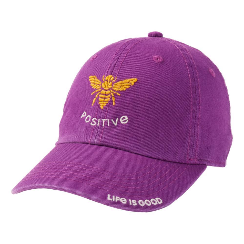 Life is Good Bee Positive Chill Cap HAPPYPLUM