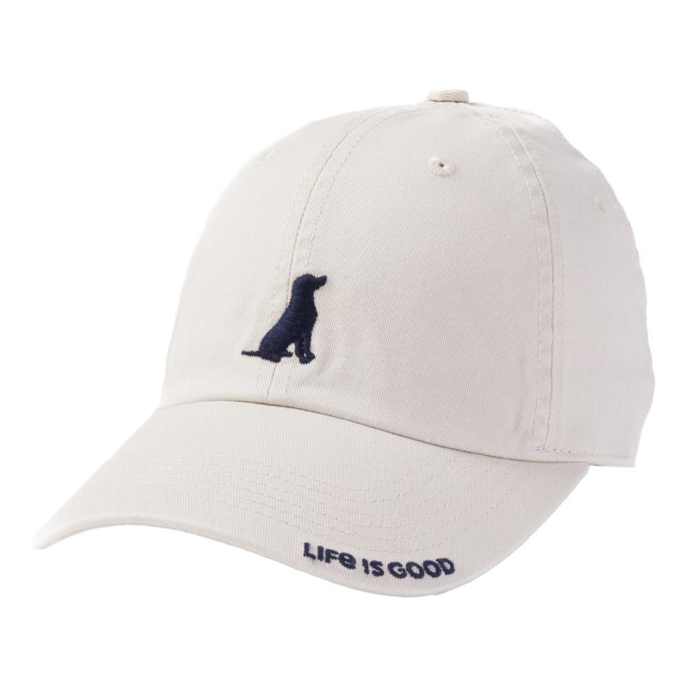 Life is Good Wag On Dog Chill Cap BONE