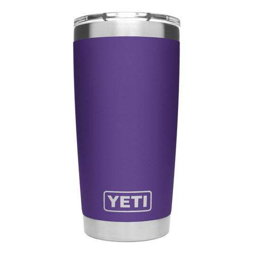 YETI Rambler 20oz Tumbler Peak_purple