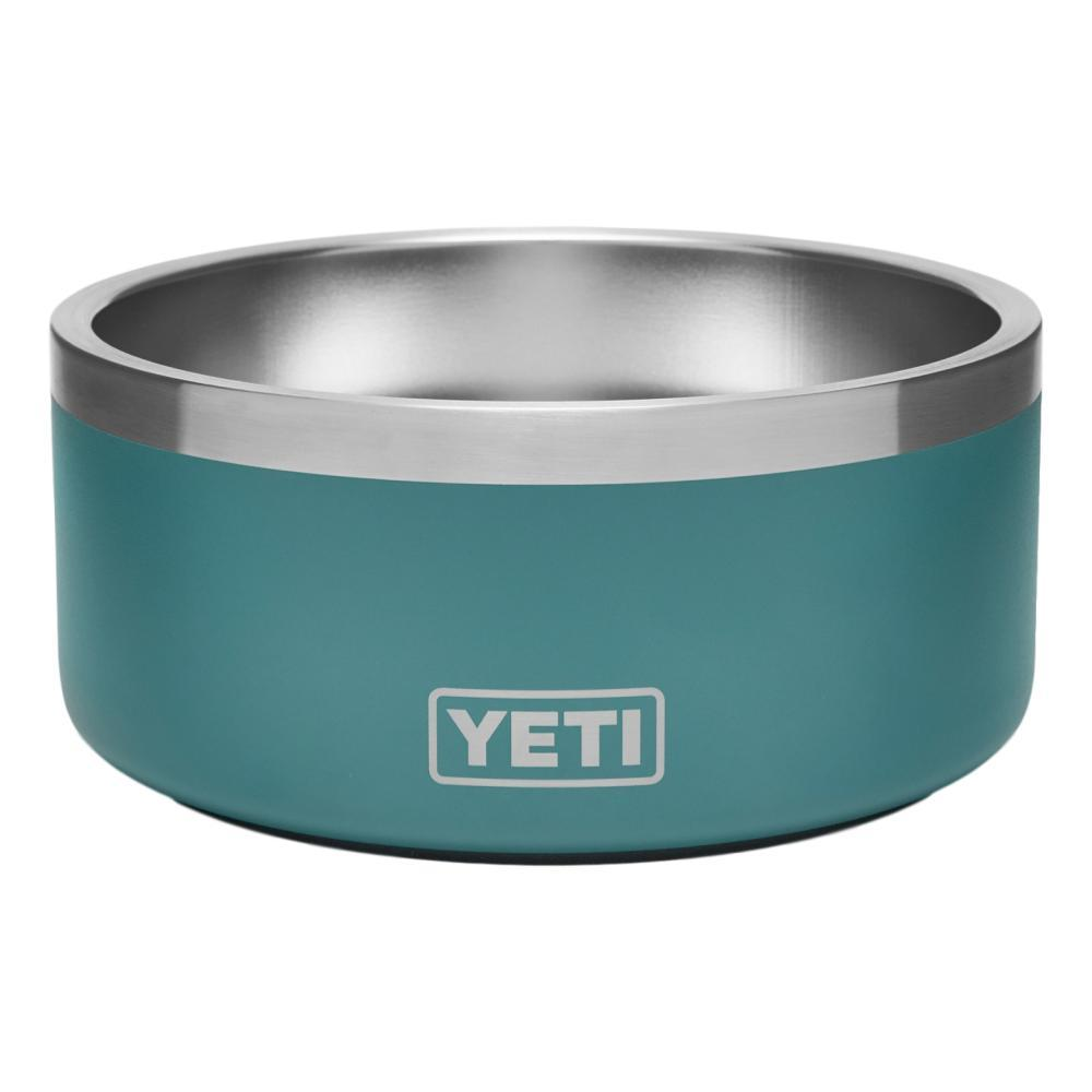 YETI Boomer 4 Dog Bowl RIVER_GREEN