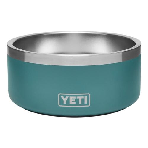 YETI Boomer 4 Dog Bowl River_green