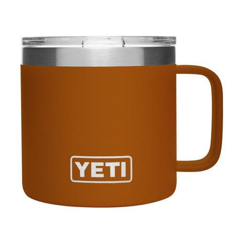 YETI Rambler 14oz Mug CLAY