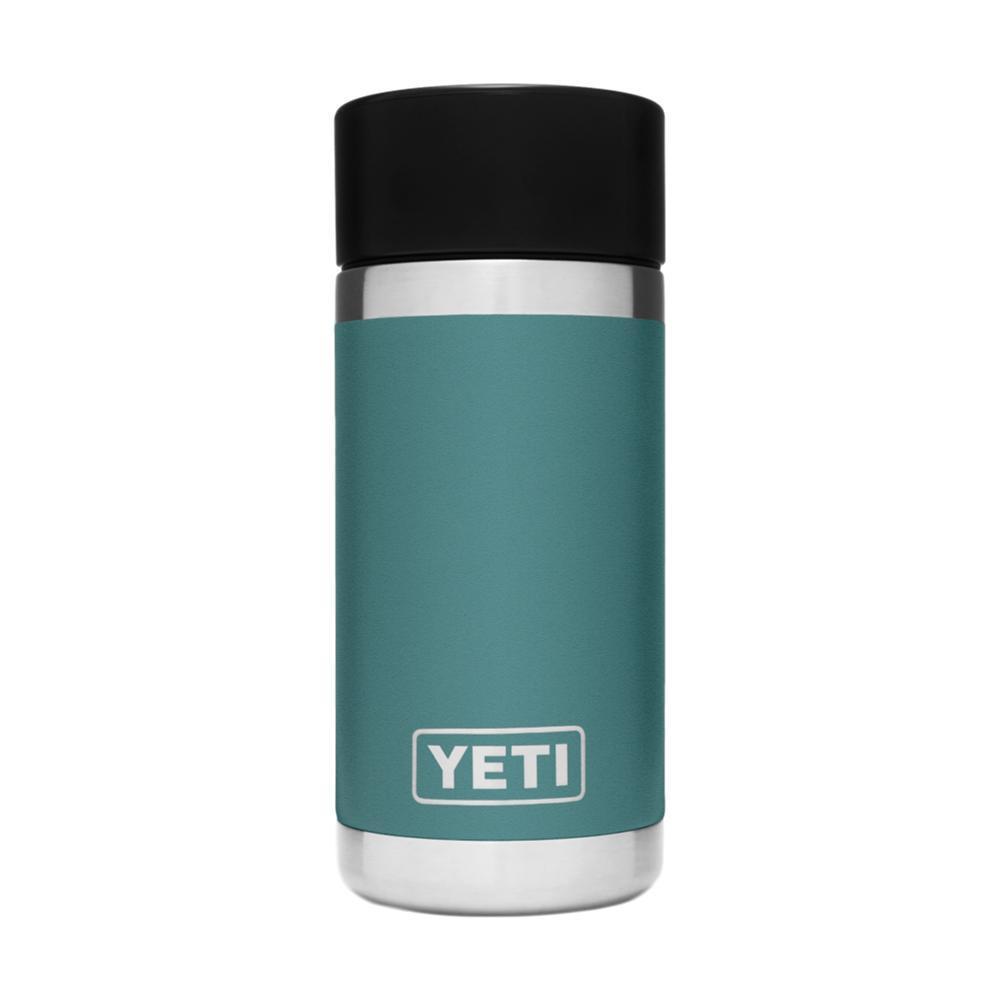 YETI Rambler 12oz Bottle with HotShot Cap RIVER_GREEN