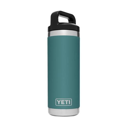 YETI Rambler 18oz Bottle River_green