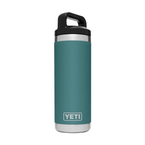 YETI Rambler 18oz Bottle RIVER_GREEN