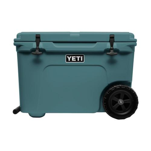 YETI Tundra Haul Cooler River_green
