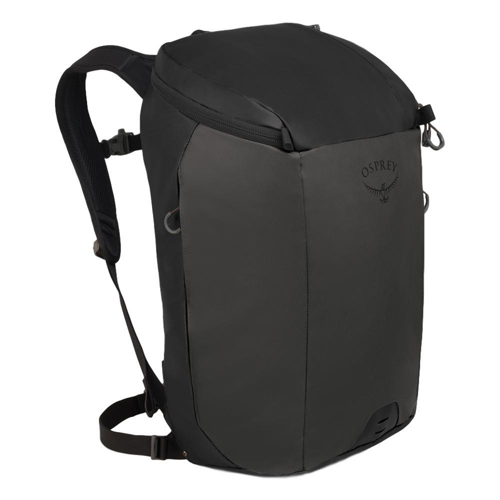 Osprey Transporter Zip Top Pack BLACK