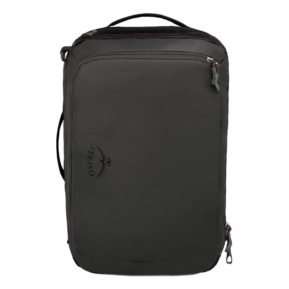 Osprey Transporter Global Carry-On Bag BLACK