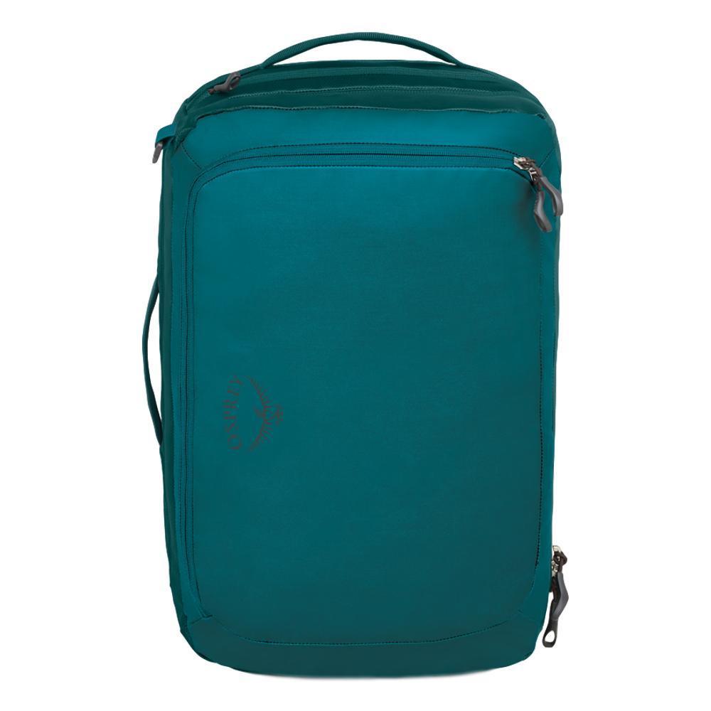 Osprey Transporter Global Carry-On Bag WESTWIND_TEAL
