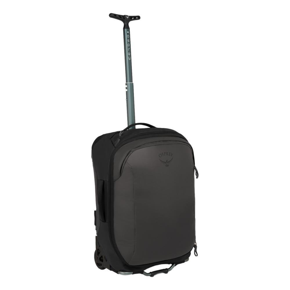 Osprey Transporter Wheeled Carry-On Bag BLACK