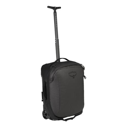 Osprey Transporter Wheeled Global Carry-On Bag Black