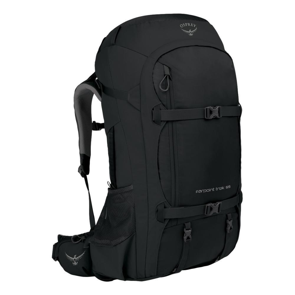 Osprey Farpoint Trek Pack 55 BLACK