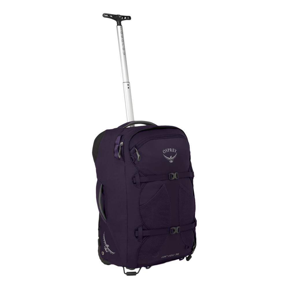 Osprey Fairview Wheeled Travel Pack 36 AMULET_PURPLE