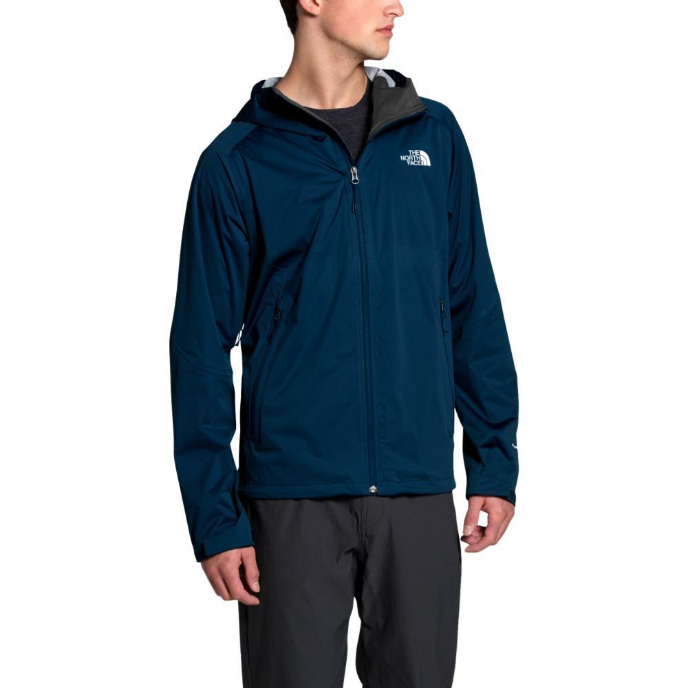 The North Face Men's Allproof Stretch Jacket BLUETEAL_N4L
