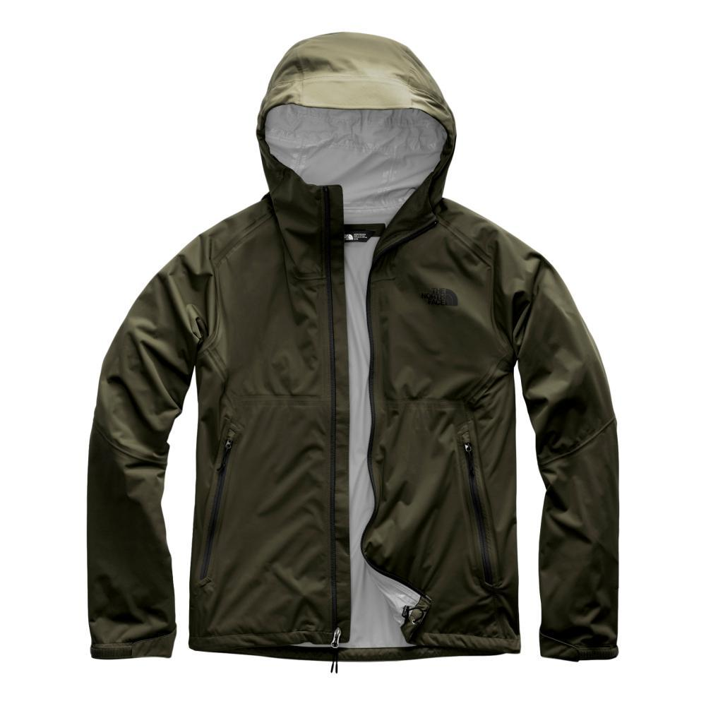 The North Face Men's Allproof Stretch Jacket GREEN_21L