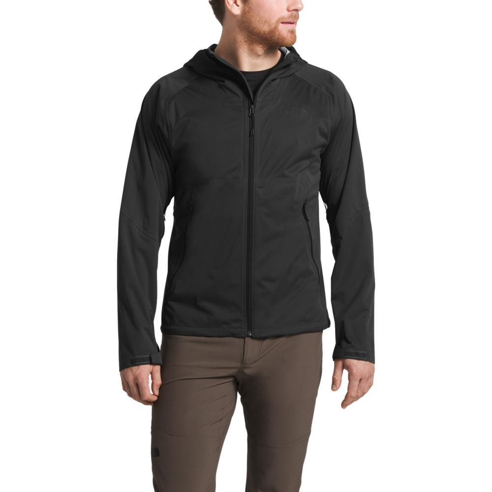 The North Face Men's Allproof Stretch Jacket JK3_BLK
