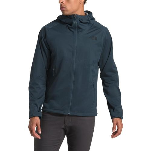 The North Face Men's Allproof Stretch Jacket Nvyblk_m8u