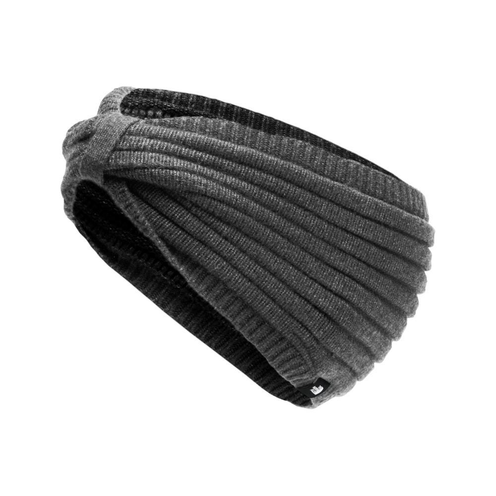 The North Face Women's Ribbed Knit Headband DKGREY_DYZ