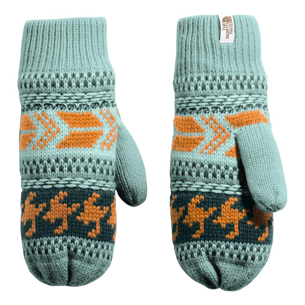 The North Face Women's Fair Isle Mitts TRELLG_HL8