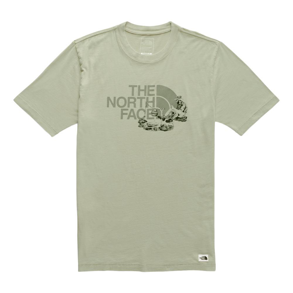 The North Face Men's Sun Plague Short-Sleeve Specialty Tee GRANIT_PLW