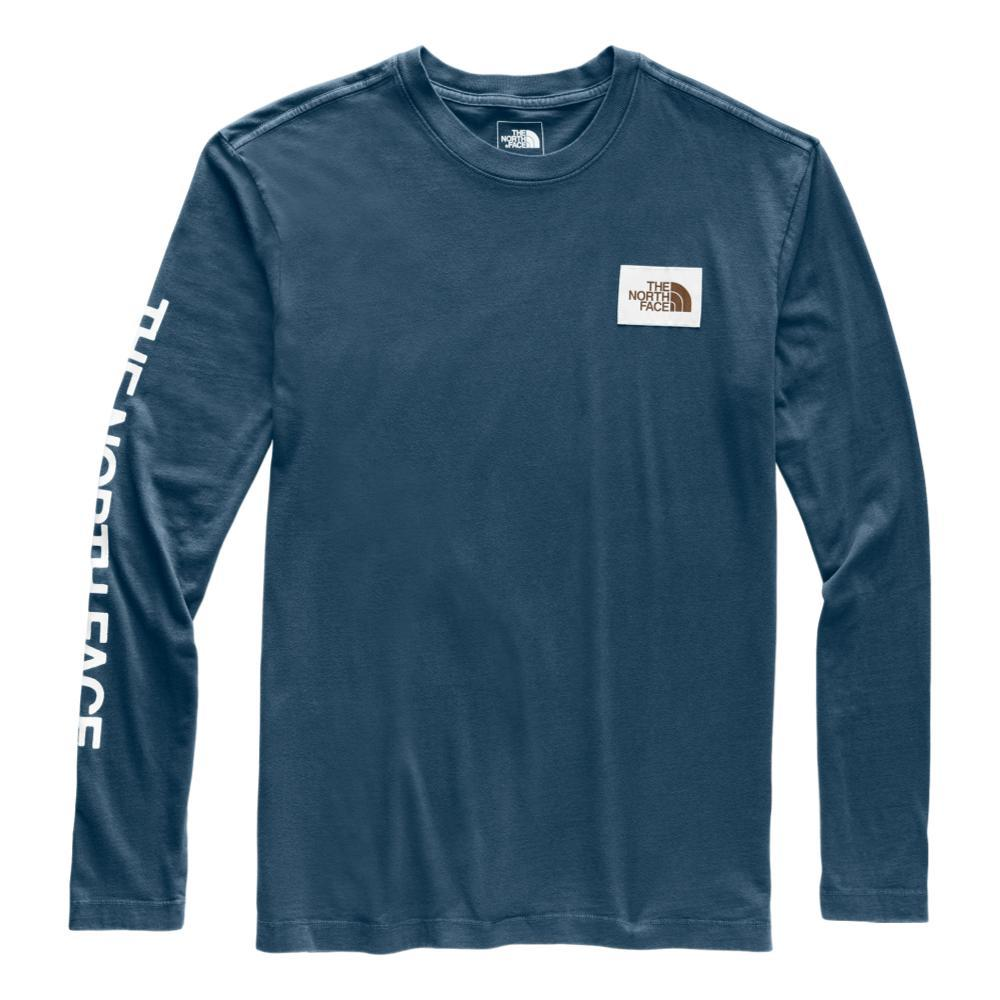 The North Face Men's Long-Sleeve Westbrae Tee WITEAL_N4L