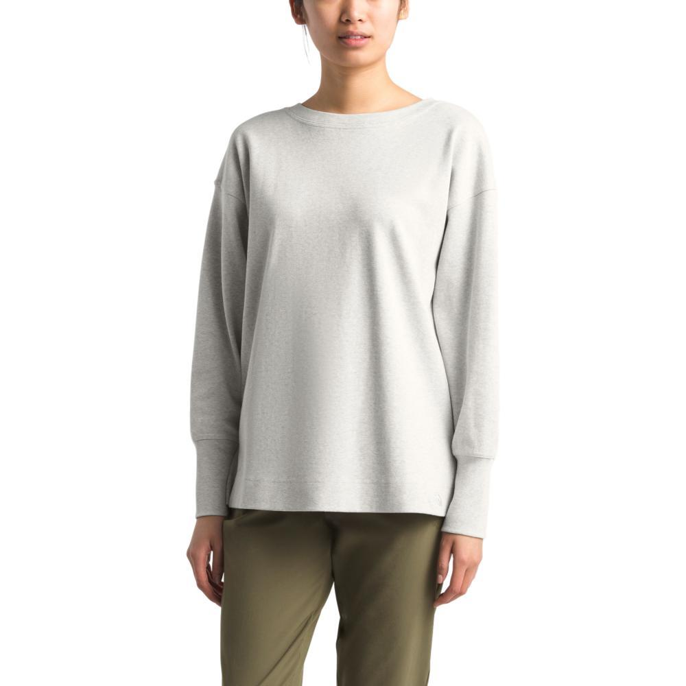 The North Face Women's Long-Sleeve Outerlands Waffle Top WILDOAT_1TG