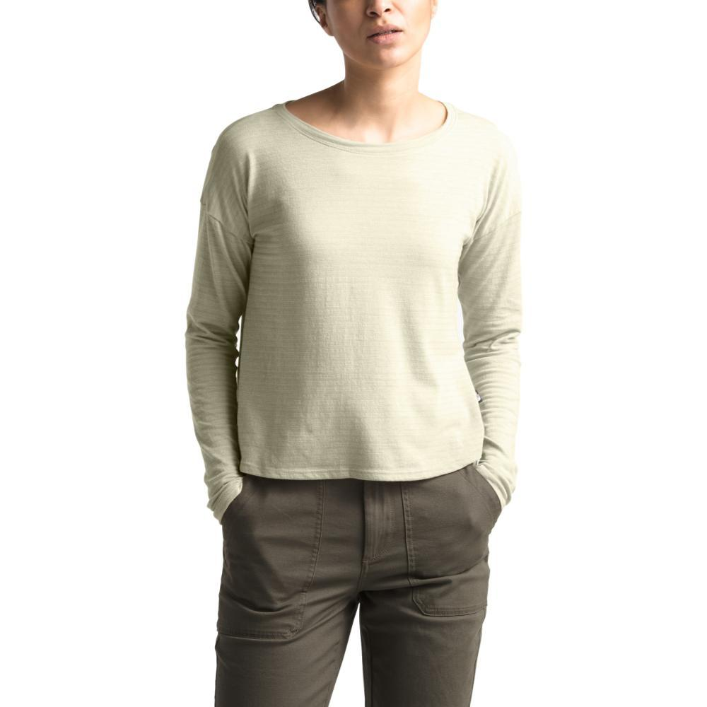 The North Face Women's Long-Sleeve Emerine Top WHITE_HDN