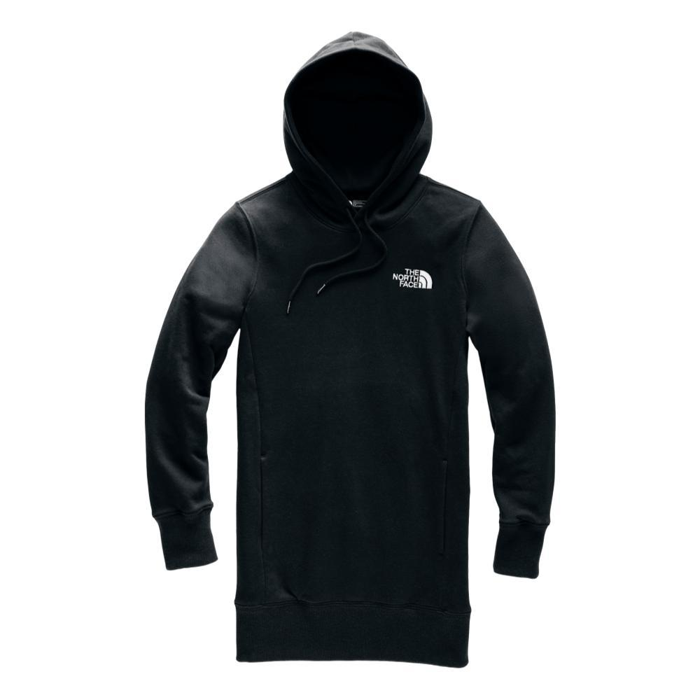 The North Face Women's Extra-Long Jane Pullover Hoodie BLACK_JK3