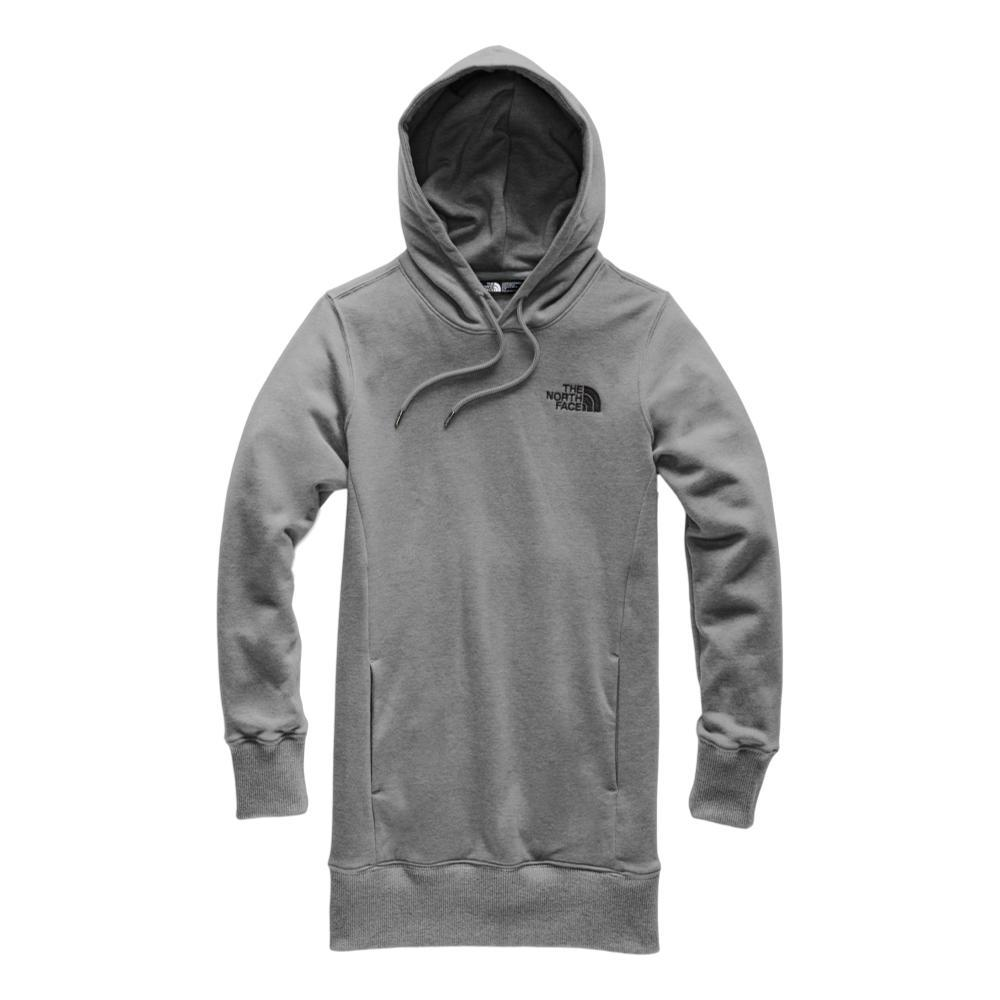 The North Face Women's Extra-Long Jane Pullover Hoodie GREY_DYY