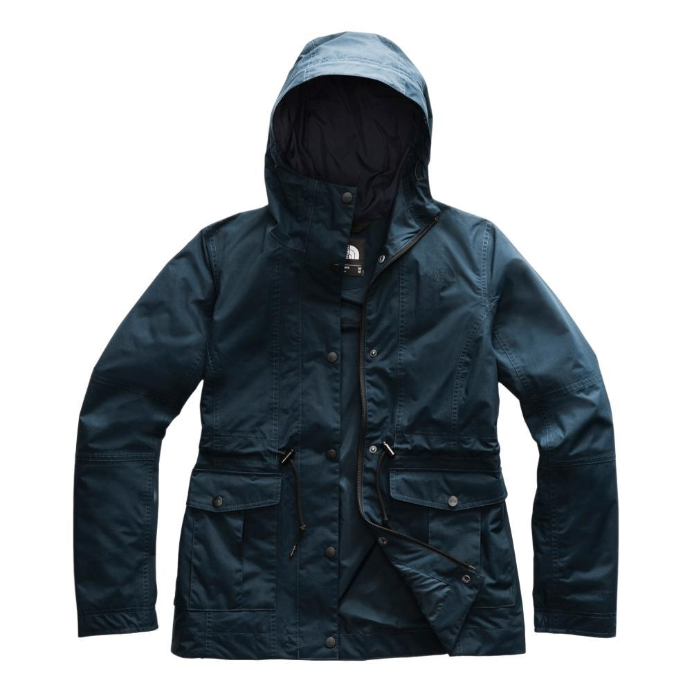 The North Face Women's Zoomie Jacket NAVY_H2G