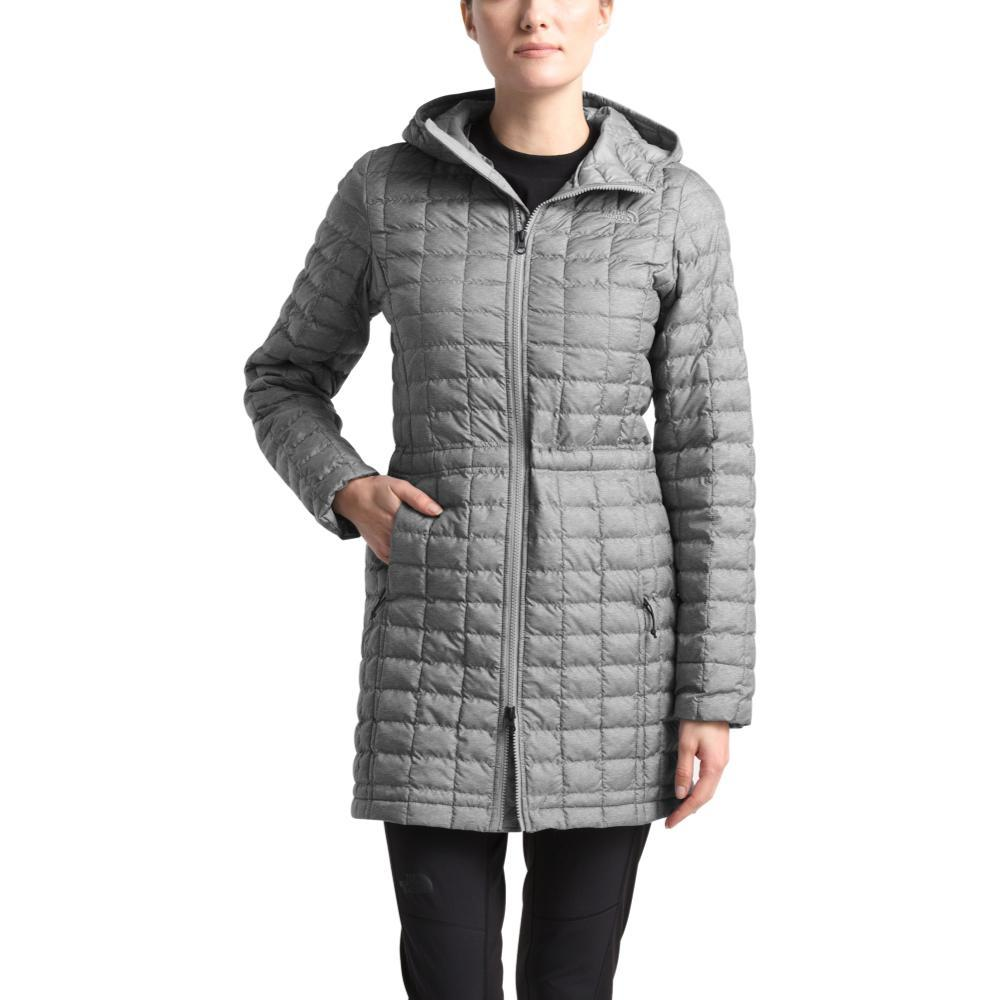 The North Face Women's ThermoBall Eco Parka GREY_DYY